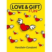 Condomi Love & Gift Coeur