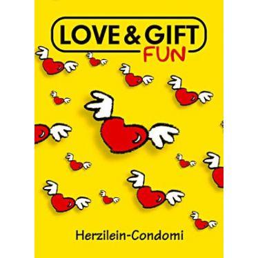 Condomi Love & Gift Coeur