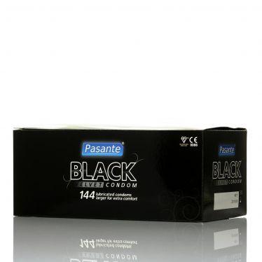 Préservatif Pasante Black Velvet x144