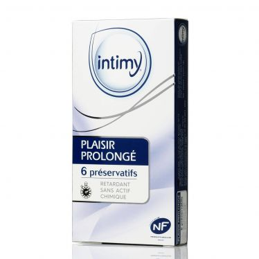 Intimy Plaisir Prolongé x6