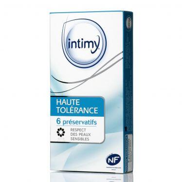 Intimy Haute Tolérance x6
