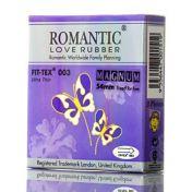 Préservatifs Romantic Fit-Tex 003 Magnum x3