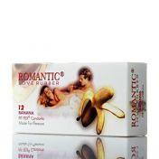 Préservatifs Romantic Banana x12