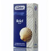 Préservatifs Contex Relief x12