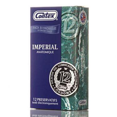 Préservatifs Contex Imperial x12