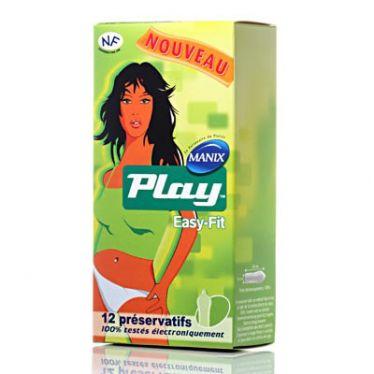 Préservatif Manix Play x12