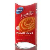 Préservatif Vibrant Manix Intensify x1