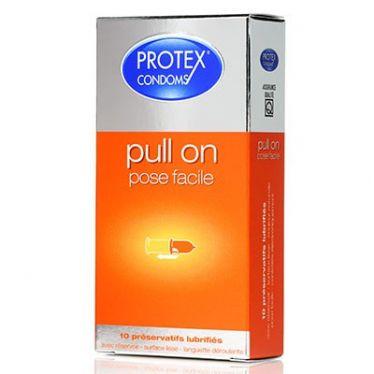 Préservatif Protex Pull On x10