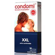 Préservatifs Condomi XXL x10