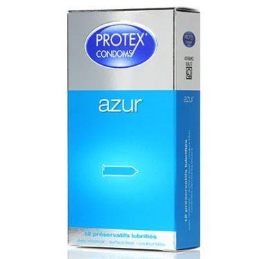 Préservatif Protex Azur x12