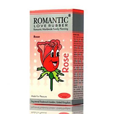Préservatifs Romantic Rose x12