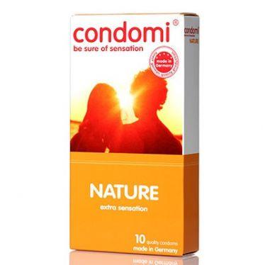 Préservatif Condomi Nature x10