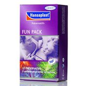 Préservatifs Hansaplast Fun Pack x12