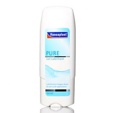 Gel Lubrifiant Hansaplast Pure x50ml