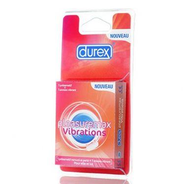 Durex PleasureMax Vibrations