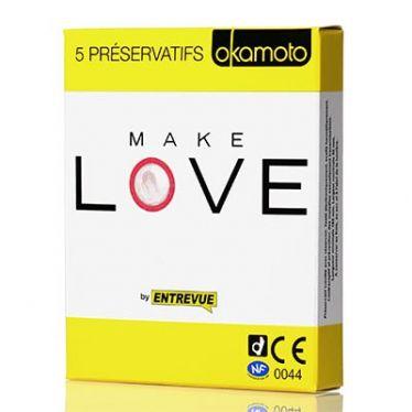 Préservatif Make Love x5
