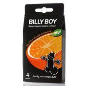 Préservatifs Billy Boy Orange x4