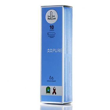 Préservatifs Hot Rubber Pure x10