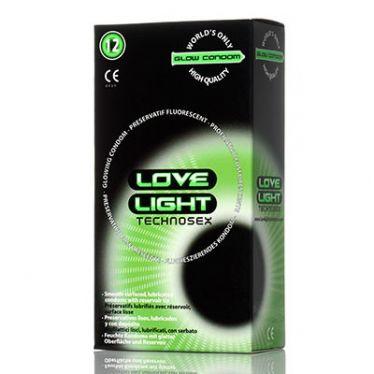 Préservatif Love Light x12