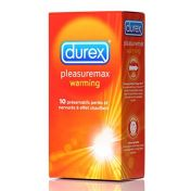 Durex Pleasuremax Warming x10