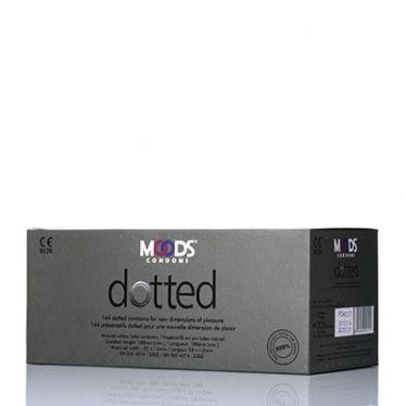 Préservatif Moods Dotted x144