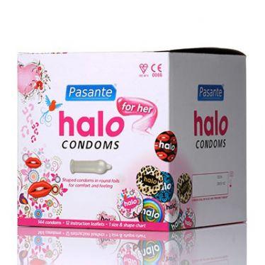 Préservatif Pasante Halo For Her x144