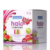 Préservatif Pasante Halo Juice Sensations x144