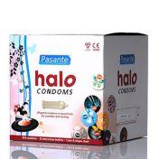 Préservatif Pasante Halo Condoms x144