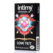 Préservatif Intimy Love Test x6