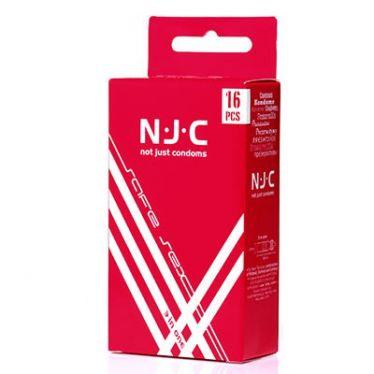 Préservatif N.J.C. 3 in One x16