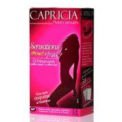 Préservatif Capricia Sensations Chaud et Froid x12