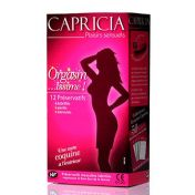 Préservatif Capricia Orgasmissime x12