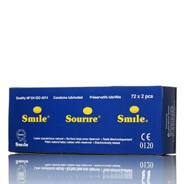 Préservatif Smile x144