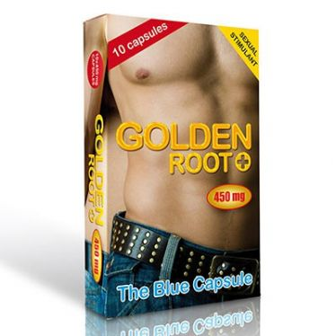 Golden Root 450mg x10