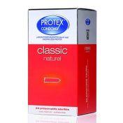 Préservatif Protex Classic Naturel x24