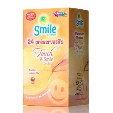 Préservatif Smile Touch & Smile x24