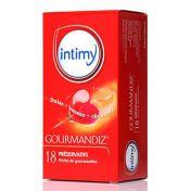 Préservatifs Intimy Gourmandiz x18