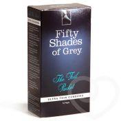 Préservatif Cinquante Nuance de Grey x12
