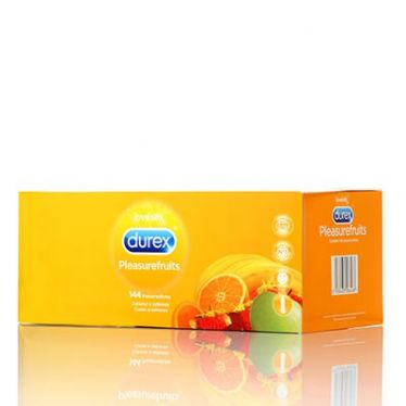 Préservatif Durex PleasureFruits x144