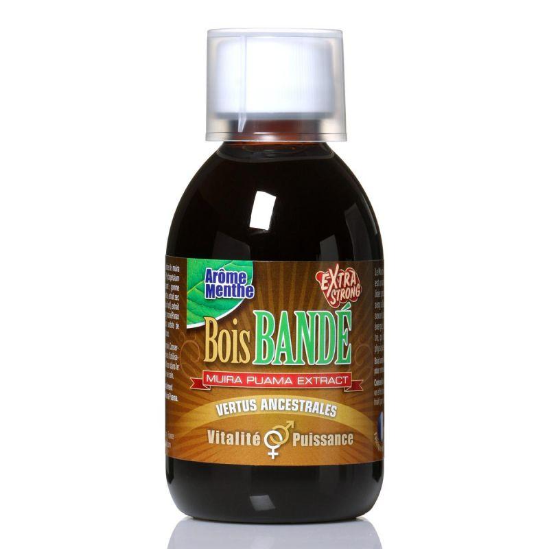Bois Bandé Extra Strong Aromatisé Ananas, Fraise, Menthe