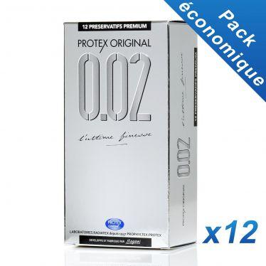 Préservatif Protex Original 002 x6