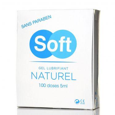 Soft Gel Lubrifiant 5ml x100