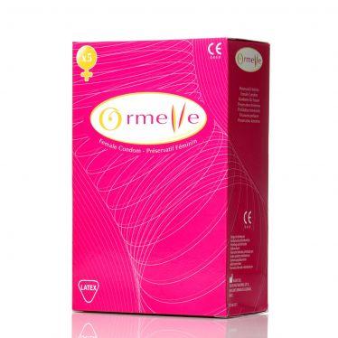 Préservatif féminin Sugant Ormelle x5