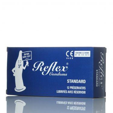 Préservatifs Reflex Condoms Standard x12
