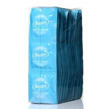 Préservatif Beppy Classic Blue x72