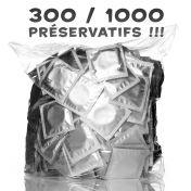 Préservatif Apollonia x300 ou 1000