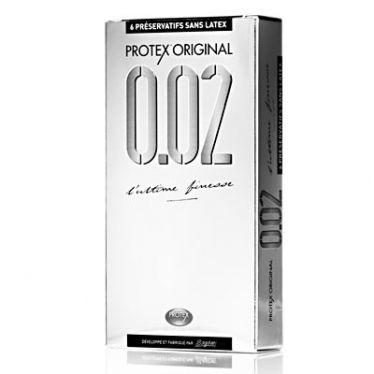 protex original 002 sans latex tr s fin en polyur thane x6 ou x12. Black Bedroom Furniture Sets. Home Design Ideas