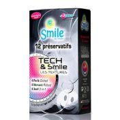 Préservatif Smile Tech & Smile x12