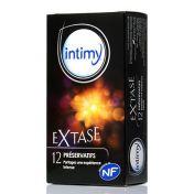 Préservatif Intimy Extase x12