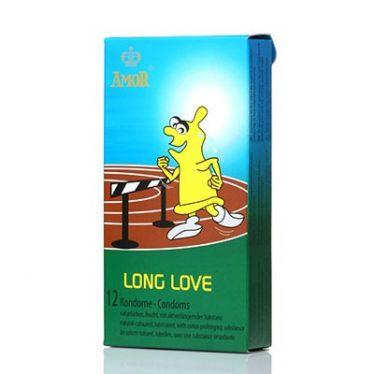 Préservatif Amor Long Love x12